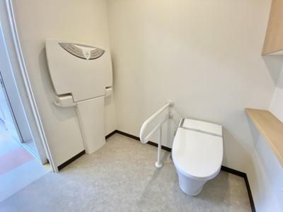 【トイレ】N様日方テナント