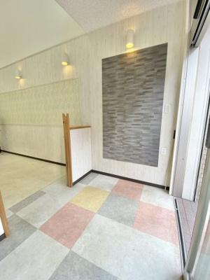 【玄関】N様日方テナント
