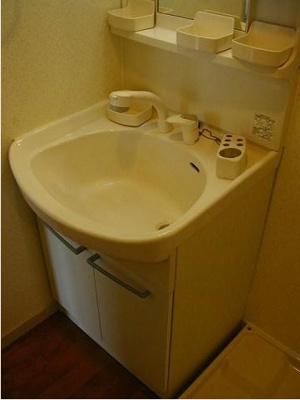 【独立洗面台】グロントホーム