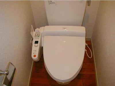 【トイレ】グロントホーム