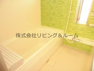 【浴室】ラ・ルーチェ A棟