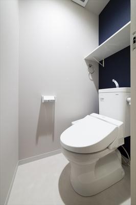 【トイレ】フォート・デルッシ