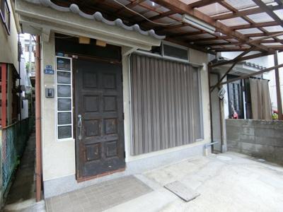 【エントランス】北条6丁目戸建貸家