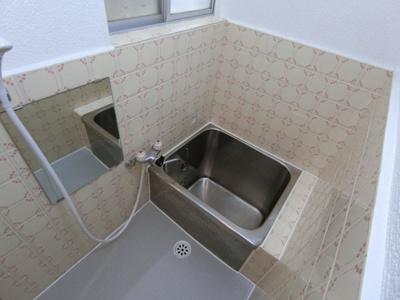 【浴室】北条6丁目戸建貸家