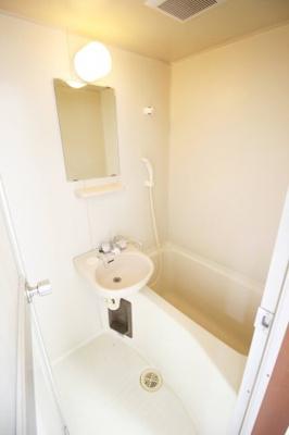 【浴室】ピュアコート6番館