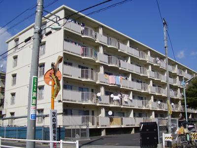 【外観】ラルモニー東村山