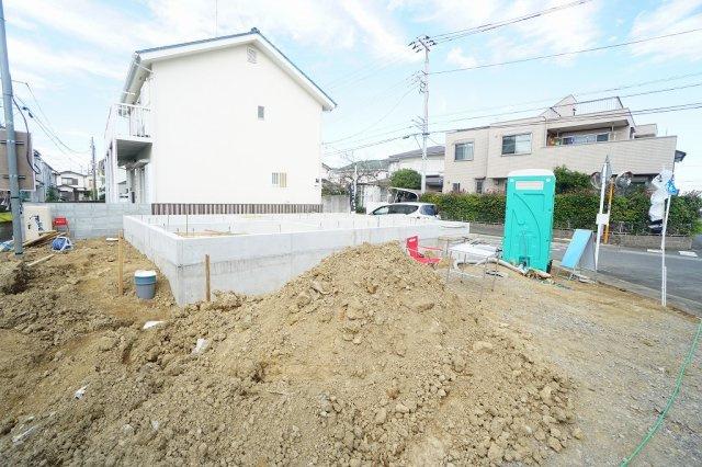 茅ヶ崎市萩園 新築戸建の画像