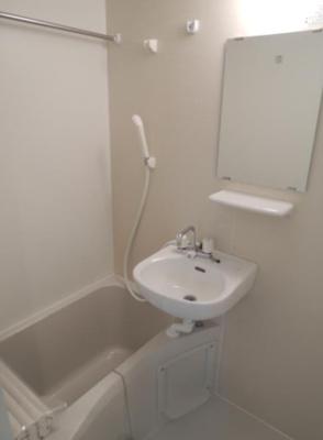 【浴室】ウィステリアハイツ国立
