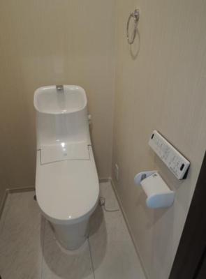 【トイレ】ウィステリアハイツ国立