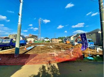 小金井市前原町4丁目 売地 全13区画 D区画の画像