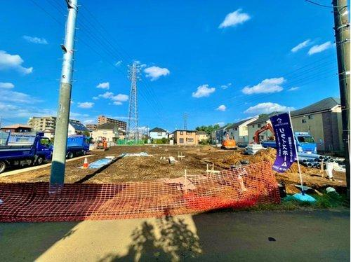 【外観】小金井市前原町4丁目 売地 全13区画 D区画