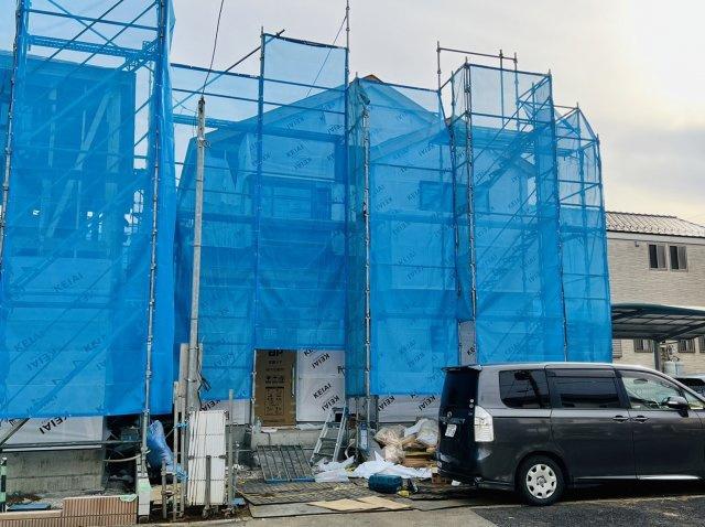【外観】野田市岩名4期 全3棟