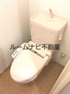 【トイレ】アルビオン・クレール