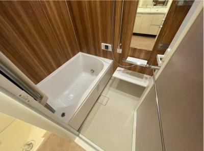 【浴室】ザ・レジデンス・オブ・トーキョーH20イーストタワー