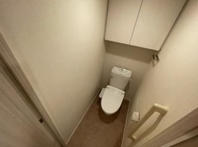 【トイレ】ザ・レジデンス・オブ・トーキョーH20イーストタワー