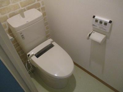 【トイレ】メゾンドール北加賀屋