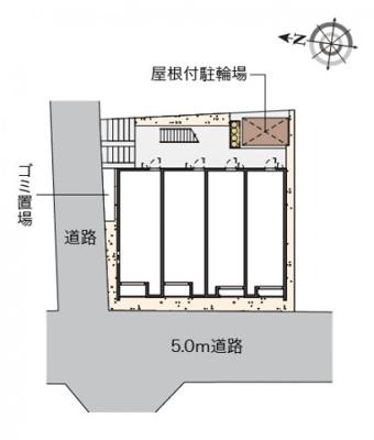 【区画図】クレイノクオーレ