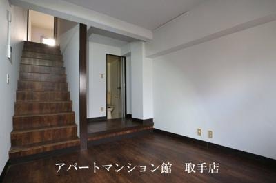 【居間・リビング】フラット白山第一