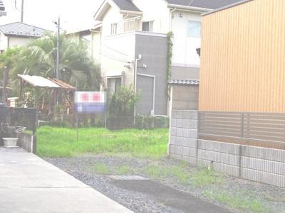 【外観】熊谷市見晴町 1800万 土地