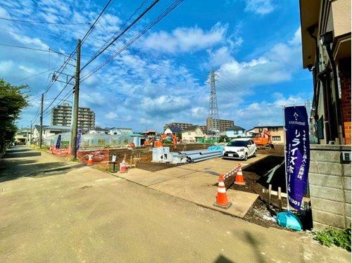 【外観】小金井市前原町4丁目 売地 全13区画 F区画