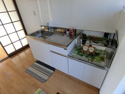 【キッチン】ジュネス松戸