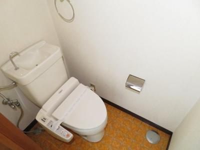 【トイレ】橘ハイツ