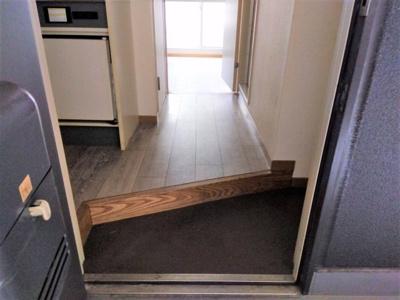 【玄関】ステップ1