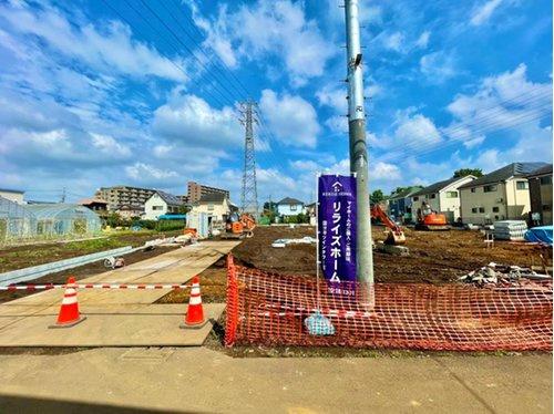 【外観】小金井市前原町4丁目 売地 全13区画 J区画