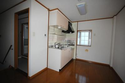 【キッチン】リブェール嵐山