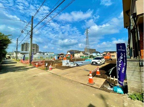 【外観】小金井市前原町4丁目 売地 全13区画 K区画