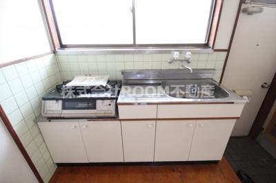 【キッチン】ガーデンR2
