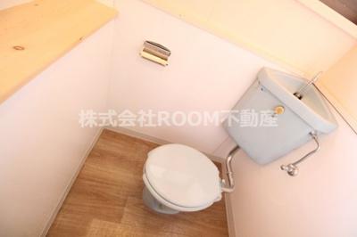 【トイレ】ガーデンR2