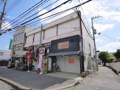 【外観】三条添川町店舗
