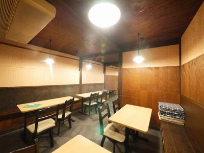 【内装】三条添川町店舗