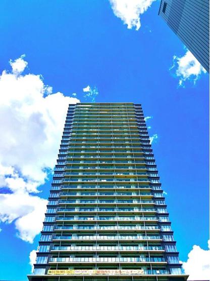 【外観】シティータワー国分寺ザ・ツインイースト 3LDK 32階