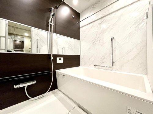 【浴室】シティータワー国分寺ザ・ツインイースト 3LDK 32階