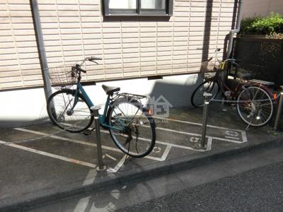 駐輪スペース・フォレスト高円寺