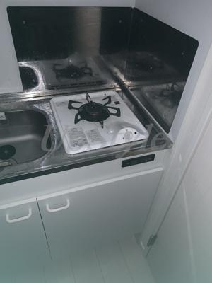 【キッチン】ハーモニーテラス柴又Ⅴ