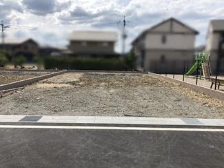 【外観】リーブルガーデン野洲市西河原 7号棟 新築戸建