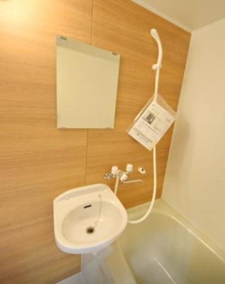 【浴室】流山市収益アパート