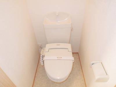 【トイレ】クリエ西山本