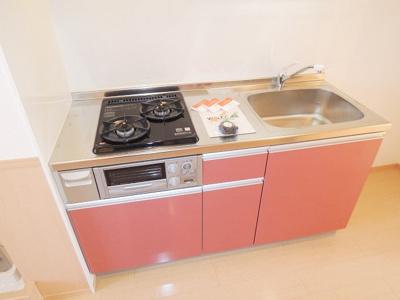 【キッチン】クリエ西山本