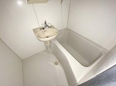 【浴室】レオパレス来夢かしわ台