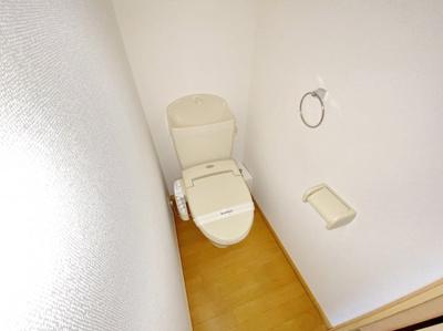 【トイレ】レオパレス来夢かしわ台