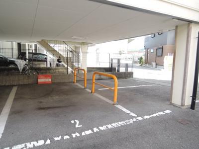 【駐車場】アイボリーハウス