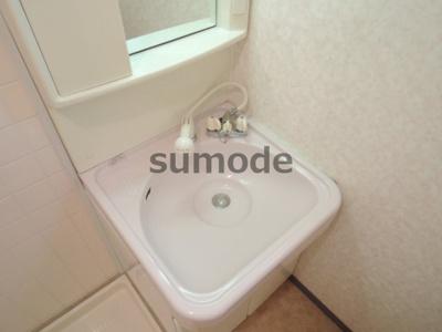 【洗面所】アイボリーハウス
