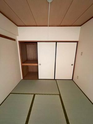 【和室】サントゥール白楽