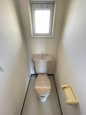 【トイレ】サントゥール白楽