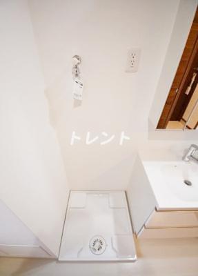 【洗面所】エスポワール新橋