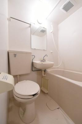 【浴室】モビーレ等々力